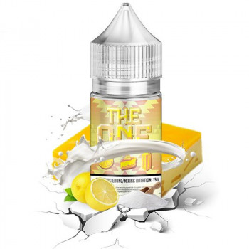 The One Lemon Crumble Cake 30ml Aroma by Beard Vape Co.