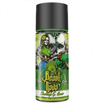 Soursop & Lime (70ml) Plus e Liquid by Beast Flava
