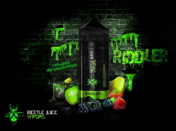Riddler (50ml) Plus e Liquid by Beetle Juice Vapors