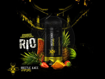 Rio (50ml) Plus e Liquid by Beetle Juice Vapors
