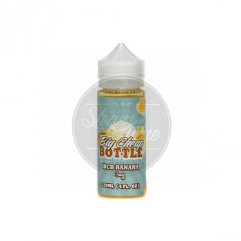 BCB Banana (120ml) by Big Cheap Bottle e Liquid 0mg