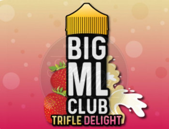 Trifle Delight (100ml) Plus e Liquid by BIG ML Club Dinner Lady