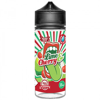Lime & Cherry 15ml Bottlefill Aroma by Big Mouth