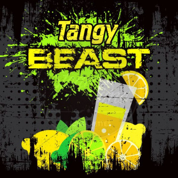 Tangy Beast (50ml) Plus e Liquid by Big Mouth