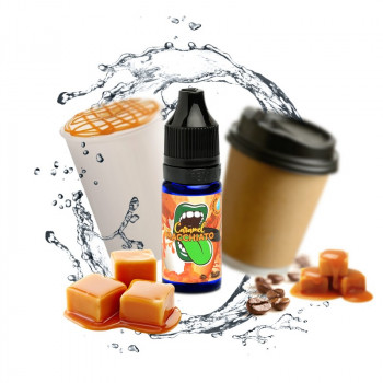 Big Mouth Aroma Classical - Caramel Macchiato 10ml