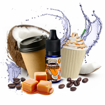 Big Mouth Aroma Classical - Coconut Macchiato 10ml