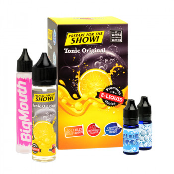 Tonic Original (50ml) Plus e Liquid by Big Mouth