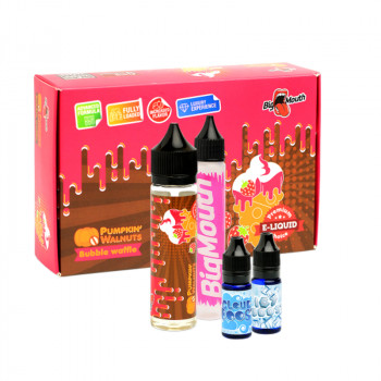 Bubble Waffle (50ml) Plus e Liquid by Big Mouth