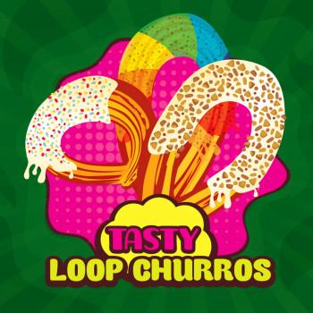 Big Mouth Aroma Tasty - Loop Churros 10ml