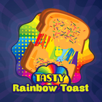Big Mouth Aroma Tasty - Rainbow Toast 10ml