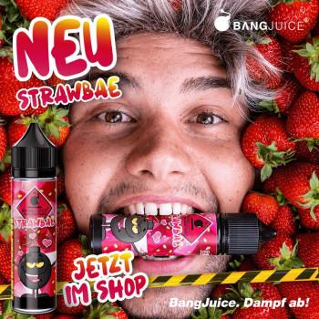 Strawbae 15ml Bottlefill Aroma by BangJuice
