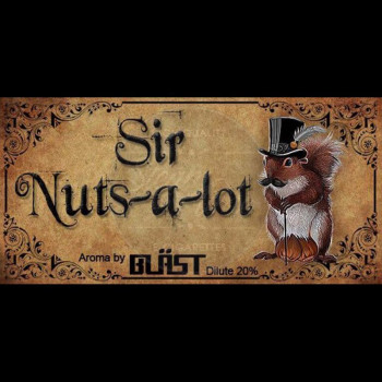 Sir Nuts-a-Lot 10ml Aroma by BLÄST