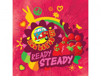 Big Mouth Aroma All Loved Up - Ready Steady 10ml