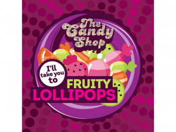 Big Mouth Aroma The Candy Shop - I'll take you to Fruity Lollipops 10ml