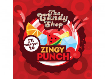 Big Mouth Aroma The Candy Shop - I'll take you to Zingy Punch 10ml
