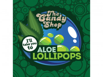 Big Mouth Aroma The Candy Shop - I'll take you to Aloe Lollipops 10ml