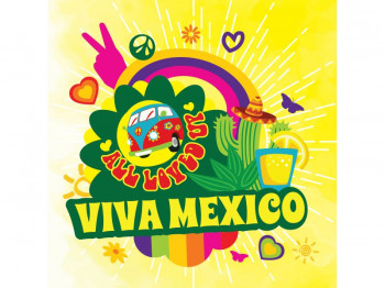 Big Mouth Aroma All Loved Up - Viva Mexico 10ml