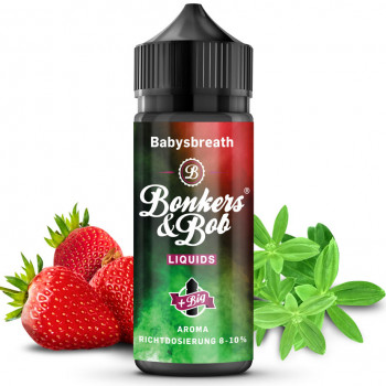 Babysbreath 10ml Bottlefill Aroma by Bonkers & Bob