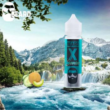 X-Series Blue Plus e Liquid by Beard Vape Co.