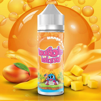 Mango N Lime PLUS 50ml e Liquid by Bubble Island