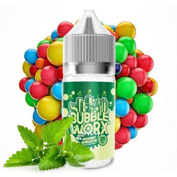 Spearmint Bubblegum (25ml) Plus e Liquid by Bubbleworx