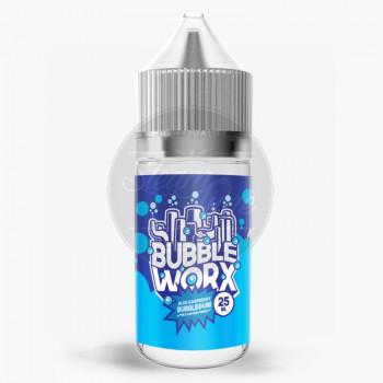 Blue Raspberry Bubblegum (25ml) Plus e Liquid by Bubbleworx