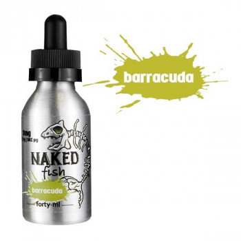 Barracuda (50ml) by Naked Fish Collectors Edition
