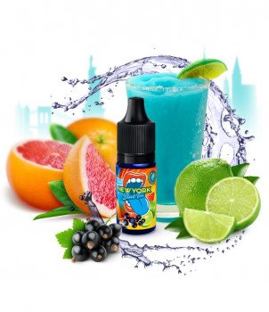 Big Mouth Aroma Classical - New York Blue Tea 10ml