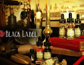BLACK LABEL by e-Generation 15ml eLiquid