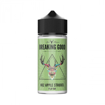 No2 – Apple Strudel 17ml Longfill Aroma by Breaking Good