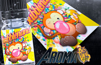 Bubblenana Aroma by BigVape Liquids