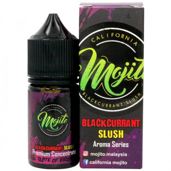 Blackcurrant Slush 30ml Aroma by California Mojito