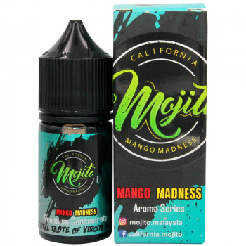 Mango Madness 30ml Aroma by California Mojito