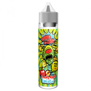 Peachy Apple Twister 12ml Bottlefill Aroma by Canada Flavor