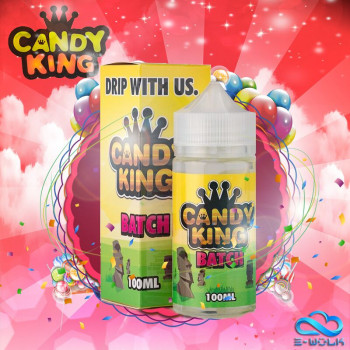 Batch (100ml) Plus e Liquid by Candy King