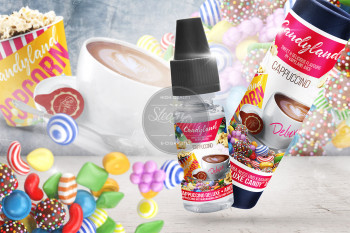 Cappuccino Deluxe Candy Aroma by Candyland Flavours