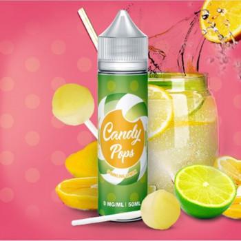 Sparkling Lemon Plus 50ml e Liquid by Candy Pops