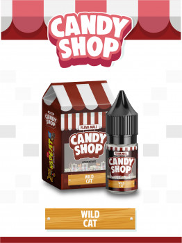 Wild Cat 10ml Aroma by Candy Shop