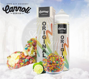 Captain Cannoli (50ml) Plus by One Hit Wonder