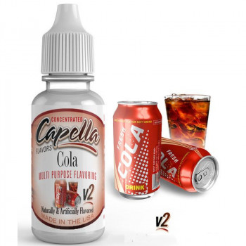 Cola V2 13ml Aromen by Capella Flavors