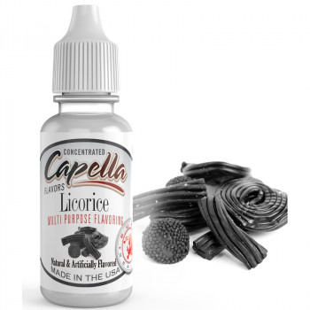 Licorice 13ml Aromen by Capella Flavors