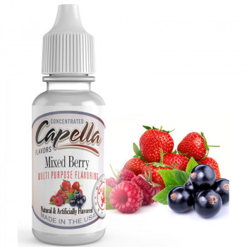 Mixed Berry 13ml Aromen by Capella Flavors
