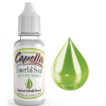 Powerful Sour 13ml Aromen by Capella Flavors