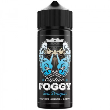 Sea Dragon 10ml Longfill Aroma by Captain Foggy