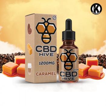 Caramel 600mg CBD HIVE Coffee Drops