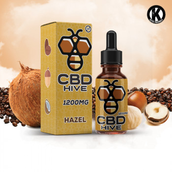 Hazel 600mg CBD HIVE Coffee Drops