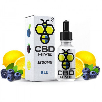 Blu 1200mg by CBD HIVE Drops