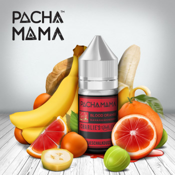 Blood Orange Banana Gooseberry 30ml Aroma by Charlie Chulk Dusk