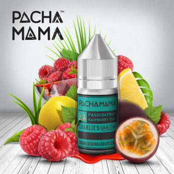 Passion Fruit Raspberry Yuzu 30ml Aroma by Charlie Chulk Dusk
