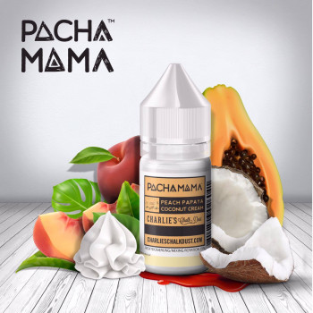 Peach Papaya Coconut Cream 30ml Aroma by Charlie Chulk Dusk